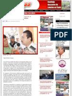19-07-2012 Transportistas dispuestos a mejorar el Servicio Público García Villela