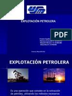 Explotacion Petrolera