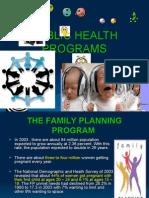 Public Health Programs Ito