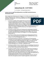 Rückkauf RWE-Anteile