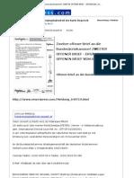 Zweiter offener Brief an die Bundesärztekammer! ZWEITER OFFENER BRIEF - ERGÄNZUNG ZUM OFFENEN BRIEF VOM 02. APRIL 2012 - News4Press.com - 24. April 2012