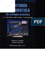 Auditoria Informatica - Un Enfoque Practico - Piattini