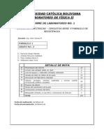 1lab-Mediciones Electricas-circuito Series y Paralelo de Resistencias