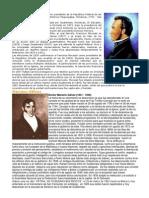 Biografía de Francisco Morazan y Mariano Galvez