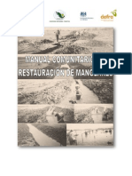 Manual Comunitario de Restauracion de Manglares