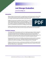 Demartek NetApp Unified Networking Evaluation 2010-01