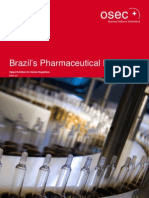 BBF CUG Brazil Pharma Industry Report