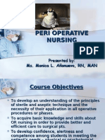 Perioperative Nursing - OrIGINAL