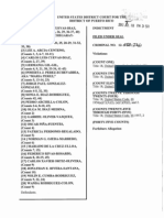 Acusacion Federal Fraude Hipotecario Julio 2012