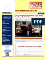 The Brown Bulletin July 2012