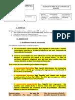 chapitre 2 limites de la régulation par le marché fiche 1 concentration