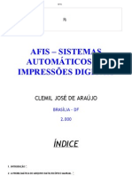 AFIS Papiloscopia
