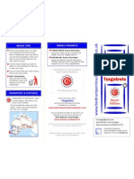 Quick Reference Travel Guide for Turgutreis Beaches, Turkey LTR format