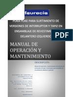 Manual de Operación y Mantenimiento_ pokaye 6 Compuertas