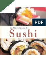 Las Mejores Recetas de Sushi