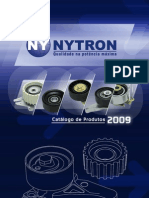 NYTRON CATALOGO TENSORES E POLIAS EM PDF
