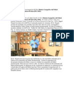 LLena de amena  tertulia la presentación del libro Historia Iconografica del Fútbol Puertorriqueño los  primeros 50 años
