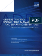 Understanding Knowledge Management and Learning Essentials (For Print)