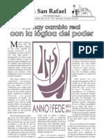 Boletín Informativo del 08 de Julio 2012