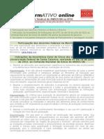 Informativo Online n° 20