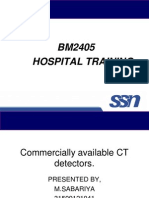 Commercially Available Ct Detectors