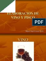 Vinos y Pisco