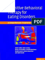 CBT Eating Disorders