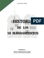 Historia de Los 10 Mandamientos
