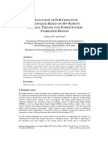 Application of D-K Iteration Technique Based on H∞ Robust Control Theory for Power System Stabilizer Design