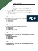 Dr PENAL Grila + RASPUNSURI - CRISTI TARNAUCEANU - IASI - LICENTA 2012
