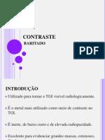 4. CONTRASTE BARITADO