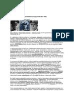 Historia Argentina Reciente - Desde El Peronismo a Golpe Del 62