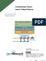 Bermain Dengan Infrastruktur Cloud Computing Vmware