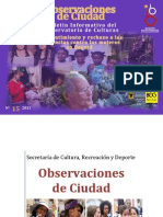 Boletín Bogotá Violencia de Género