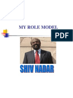Shiv Nadar the Role Model