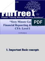 FinTree- FRA Sixty Minute Guide