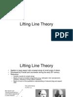 Lift Line Theory