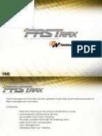 Fleet Management Solution - Fastrax