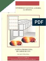 Cadena Productiva de Carne de Cuy
