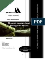 Maravillo_El nuevo mercado ilegal de drogas en México
