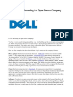 4 Ways Dell is Becoming an Open Source