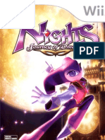 NiGHTS - Journey of Dreams - Wii