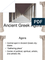 Ancient Greek Agora