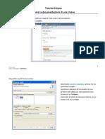 Tutorial Eclipse - Generare la documentazione di una classe