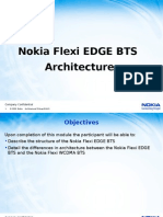 Nokia Flexi EDGE BTS Architecture