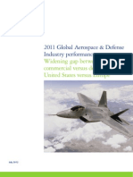 2011 Global Aerospace and Defense Industry Performance