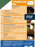 Plataforma Educativa. Serveis i Productes a Empreses. Juliol 2012
