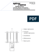 Piston Actuator