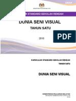 Kurikulum Standard DSV Tahun 1