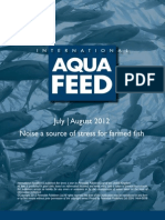 Noise a source of stress for farmed fish
